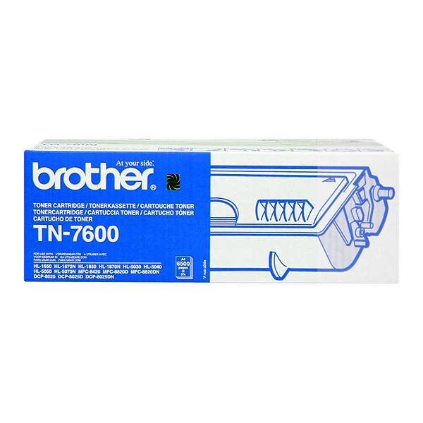 Brother TN-7600 Orjinal Toner Yüksek Kapasiteli